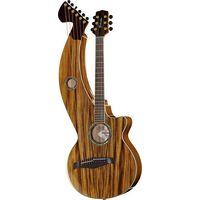Timberline Guitars : T60HGc-e Harp Guitar