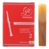 Gonzalez : RC Bb Clarinet 2.0