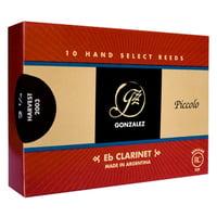 Gonzalez : RC Eb Clarinet 3.0