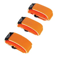 Gruvgear : Fretwraps LG Flare Orange 3P