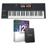 Native Instruments : Komplete Kontrol S49 K12 Ultim