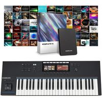 Native Instruments : Komplete Kontrol S49 K12
