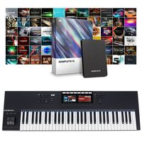 Native Instruments : Komplete Kontrol S61 K12