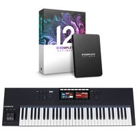 Native Instruments : Komplete Kontrol S61 K12 Ultim