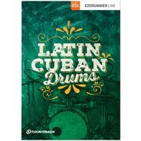 Toontrack : EZX Latin Cuban Drums