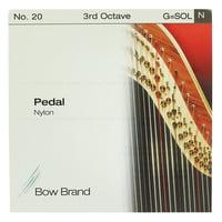 Bow Brand : Pedal Artist Nylon 3rd G No.20