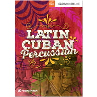 Toontrack : EZX Latin Cuban Percussion