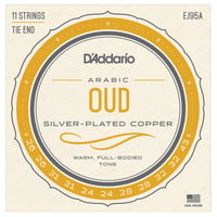 Addario : EJ95A Oud Silver Plated Copper