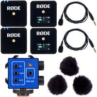 Rode : Wireless GO Set Bk