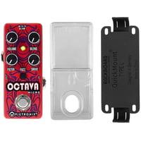 Pigtronix : Octava Micro Bundle PS L RB