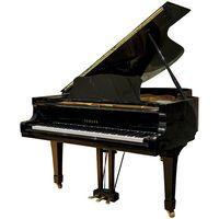 Yamaha : C7 Grand Piano used, Black