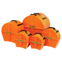 Hardcase : HRockFus3 F.Lined Set Orange