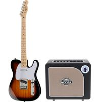Fender : Squier Affinity Tele 2T Bundle