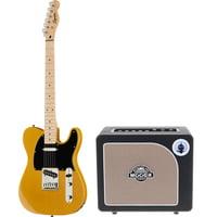 Fender : Squier Affinity Tele MN Bundle