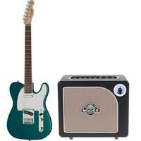 Fender : Squier Affinity Tele Gr Bundle