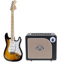Fender : Squier Affinity Strat M Bundle