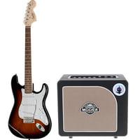 Fender : Squier Affinity IL BSB Bundle