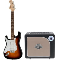 Fender : Squier Affinity LH BSB Bundle