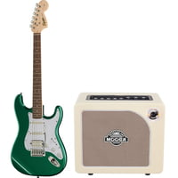 Fender : SQ Affinity Strat HSS R Bundle