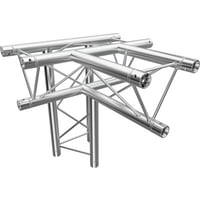 Global Truss : F23T42 4 Ways Corner