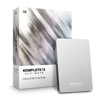 Native Instruments : Komplete 13 Ult. CE Update 12