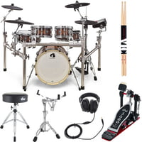 Gewa : G9 E-Drum Set Pro L5 W. Bundle