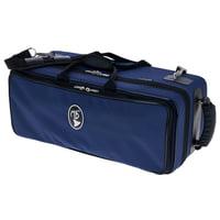 Marcus Bonna : MB-02N Case 2 Trumpets Blue R