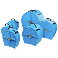 Hardcase : HRockFus6 F.Lined Set L.Blue