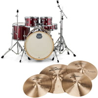 Mapex : Storm Rock Set Red Impulz