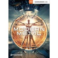 Toontrack : EZX Modern Metal