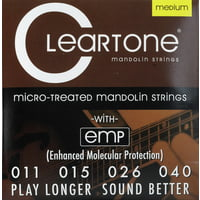 Cleartone : EMP Mandolin Strings 7511