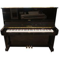 Yamaha : U3G Piano used, Black Polished