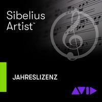 Avid : Sibelius 1Y Subscription