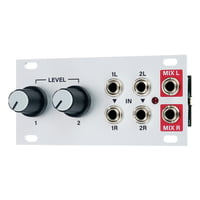 Intellijel Designs : Stereo Mixer 1U