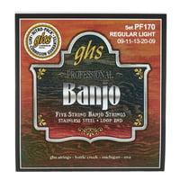 GHS : PF170 5-String Banjo Set