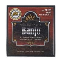 GHS : Professional PF120 Banjo Set