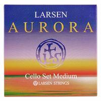 Larsen : Aurora Cello Strings Set 4/4 M