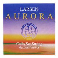 Larsen : Aurora Cello Strings Set 4/4 S
