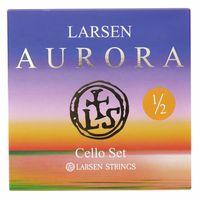 Larsen : Aurora Cello Strings Set 1/2 M