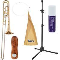 Yamaha : YSL-356 GE Trombone Set