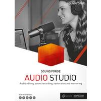 Magix : Sound Forge Audio Studio 15