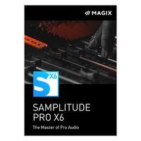 Magix : Samplitude Pro X6