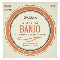 Addario : EJ55 Banjo Set
