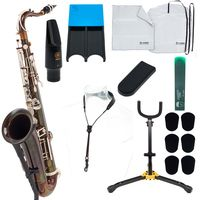 Thomann : TTS-180 Vintage Tenor Sax Set