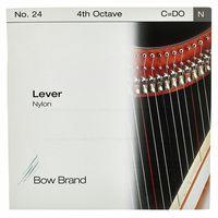 Bow Brand : Lever 4th C Nylon String No.24