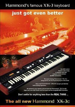 XK3C Broschüre