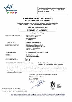M1 Certificate