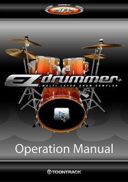 Manual EZ Drummer