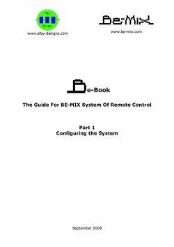 Manual Remote