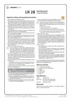 Mounting Manual